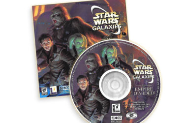 SWG – CD packaging